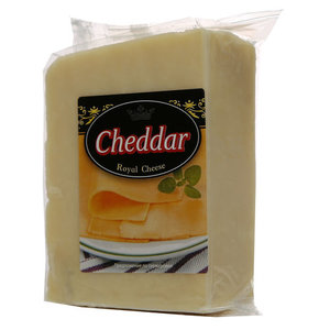 Сыр Чеддар полутвердый 50%