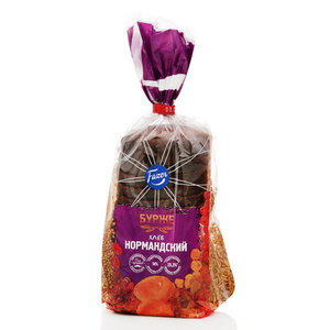 Хлеб Бурже нормандский фруктовый ТМ Fazer (Фазер)