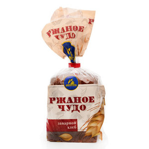 Хлеб Ржаное чудо заварной ТМ Каравай