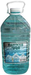 Вода питьевая горная ТМ Новотерская