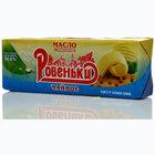 Масло сливочное Чайное 50% ТМ Ровеньки