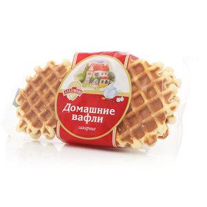 Вафли домашние сахарные ТМ Аладушкин