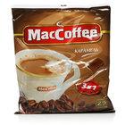 Напиток кофейный растворимый (3 в 1) с ароматом карамель 25 пакетиков ТМ MacCoffee (МакКофе)