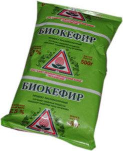 Кефир (биокефир) 2,5% ТМ Пискаревский