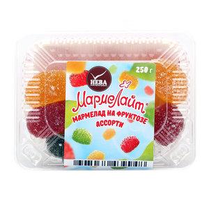 Мармелад на фруктозе ТМ Мармелайт