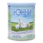 Сухая молочная смесь для детей 0-12 мес на козьем молоке Бибиколь ТМ Нэнни классика