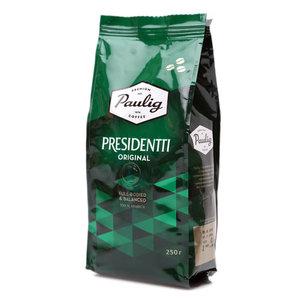 Кофе в зернах Presidentti Original ТМ Paulig (Паулиг)
