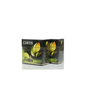 Чай зеленый Fresh mojito 2*20*1,7г ТМ Curtis (Кёртис)