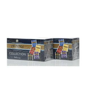 Чай черный 2*25*2г ТМ Twinings (Твайнингс) Classics Collection