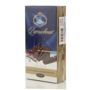 Шоколад горький Mini Dessert шоколадный брауни 3*100г ТМ Вдохновение