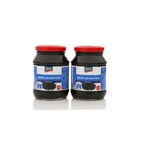 Джем десертный Черника ТМ Aro (Аро), 2*320г