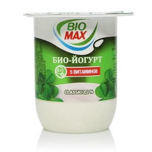 Йогурт молочный классический 3,2% ТМ BioMax (БиоМакс)