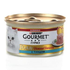 Корм для кошек с тунцом ТМ Gourmet (Гурмэ)