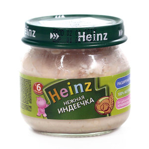 Нежная индеечка ТМ Heinz (Хайнц)