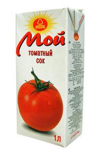Сок томатный ТМ Мой