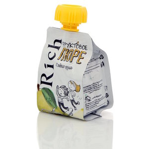 Пюре фруктовое сладкая груша ТМ Rich (Рич)