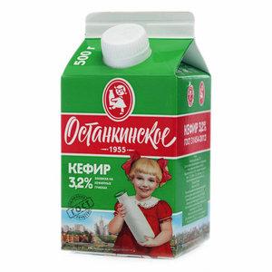 Кефир ТМ Останкинское