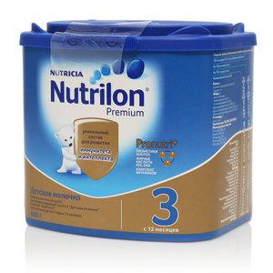 Детское молочко с 12 месяцев Nutrilon (Нутрилон) 3 Premium TM Nutricia (Нутриция)