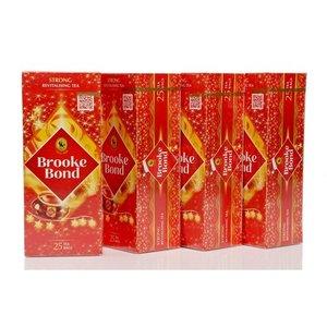 Чай черный 4*25*1,8г ТМ Brooke Bond (Брук Бонд)