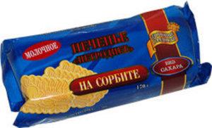 Печенье на сорбите ТМ Петродиет