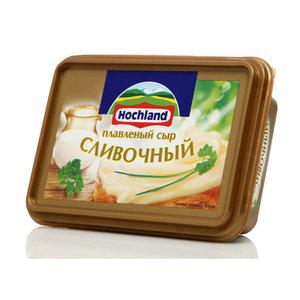 Сыр плавленый cливочный ТМ Hochland (Хохланд)