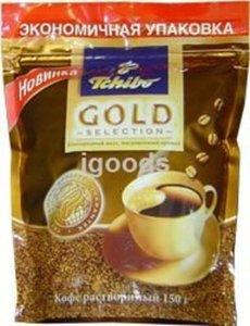 Кофе растворимый сублимированный ТМ Tchibo Gold (Чибо Голд)