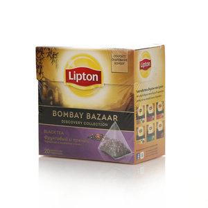 Чай черный со специями Bombay Bazaar 20*1,8г ТМ Lipton (Липтон)