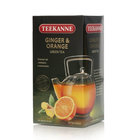 Чай зеленый Ginger & Orange 25*1,75г ТМ Teekanne (Тиканне)