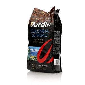 Кофе жареный в зернах Colombia Supremo ТМ Jardin (Жардин)