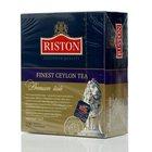 Чай черный цейлонский Finest Ceylon Tea ТМ Riston (Ристон), 100 пакетиков