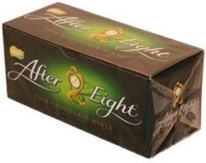 Шоколад с помадной начинкой со вкусом мяты ТМ After Eight (Афтер Эйт)