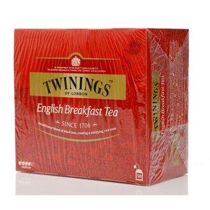 Чай черный 2*50*2г ТМ Twinings (Твайнингс) English Breakfast Tea