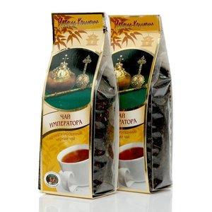 Чай черный байховый крупнолистовой ароматизированный ТМ Чай Императора