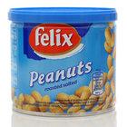 Арахис жареный с cолью Peanuts roasted salted (Пинатс роастед салтед) ТМ Felix (Феликс)