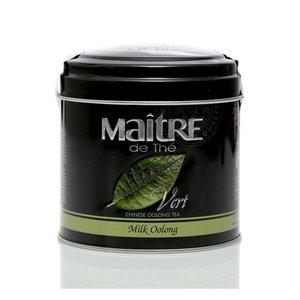 Чай черный молочный улонг ТМ Maitre (Мэтр) Milk Oolong