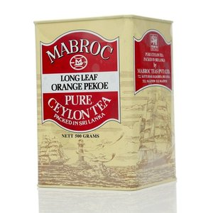 Чай черный Pure Ceylon Tea ТМ Mabroc (Маброк)