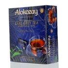 Чай черный Earl grey tea ТМ Alokozay (Алокозай), 100 пакетиков