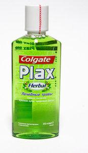 Ополаскиватель для рта ТМ Colgate plax Лечебные травы