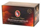 Чай черный Высокогорный ТМ Принцесса Нури, 50 пакетиков