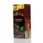 Чай черный индийский байховый Крепкий ТМ Лисма, 25 пакетиков