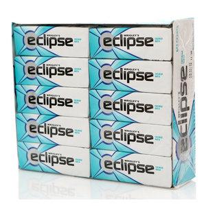 Жевательная резинка Свежая мята 30 пачек ТМ Eclipse (Эклипс)