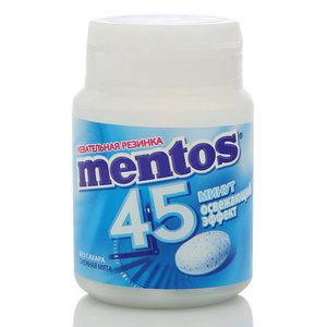 Жевательная резинка Снежная мята ТМ Mentos (Ментос)