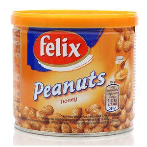 Арахис жареный с медом Peanuts honey (Пинатс хани) ТМ Felix (Феликс)