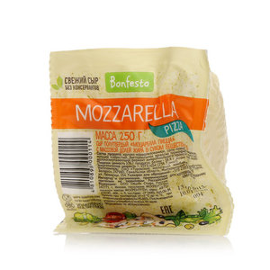 Сыр Моцарелла Пицца 45% ТМ Bonfesto (Бонфесто)