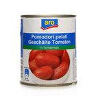 Помидоры очищенные в томатном соке ТМ Aro (Аро)