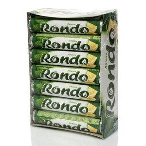 Освежающие конфеты с ароматом лимона и мяты 14 пачек ТМ Rondo (Рондо)