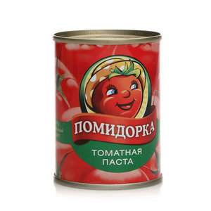 Томатная паста ТМ Помидорка