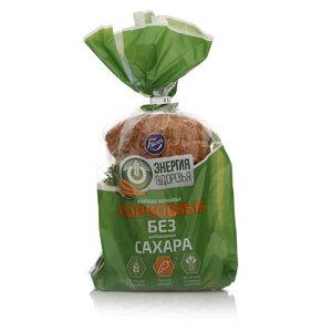 Хлебцы зерновые Морковные Без сахара 4*60г ТМ Энергия Здоровья