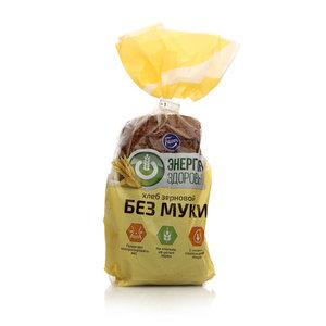 Хлеб зерновой Без муки ТМ Энергия здоровья