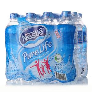Вода Pure Life негазированная 12*0,5л ТМ Nestle (Нестле)